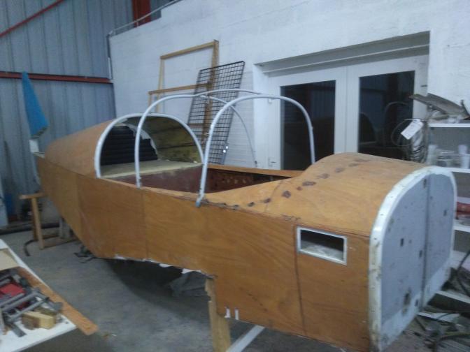 Fuselage DR300