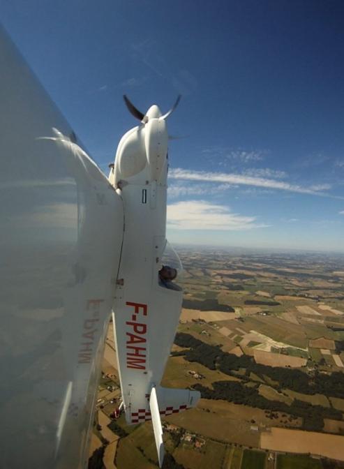 Avion de voltige ACROLARAM N°01
