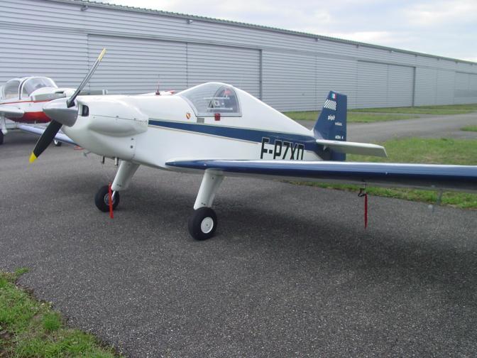 Avion CNRA Monoplace