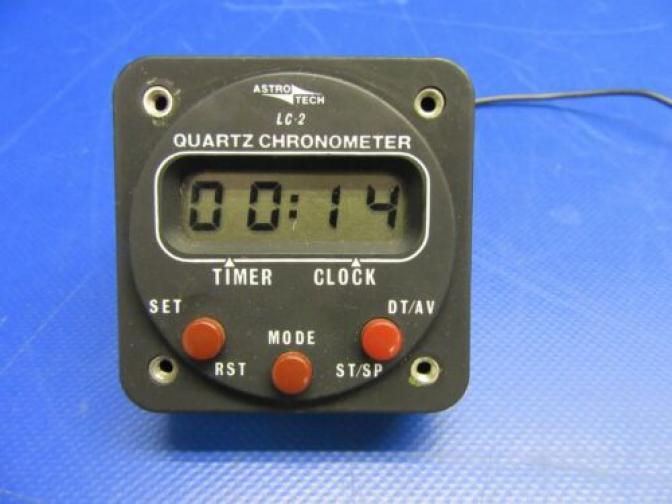 Vends Chronomètre de bord Astrotech LC2